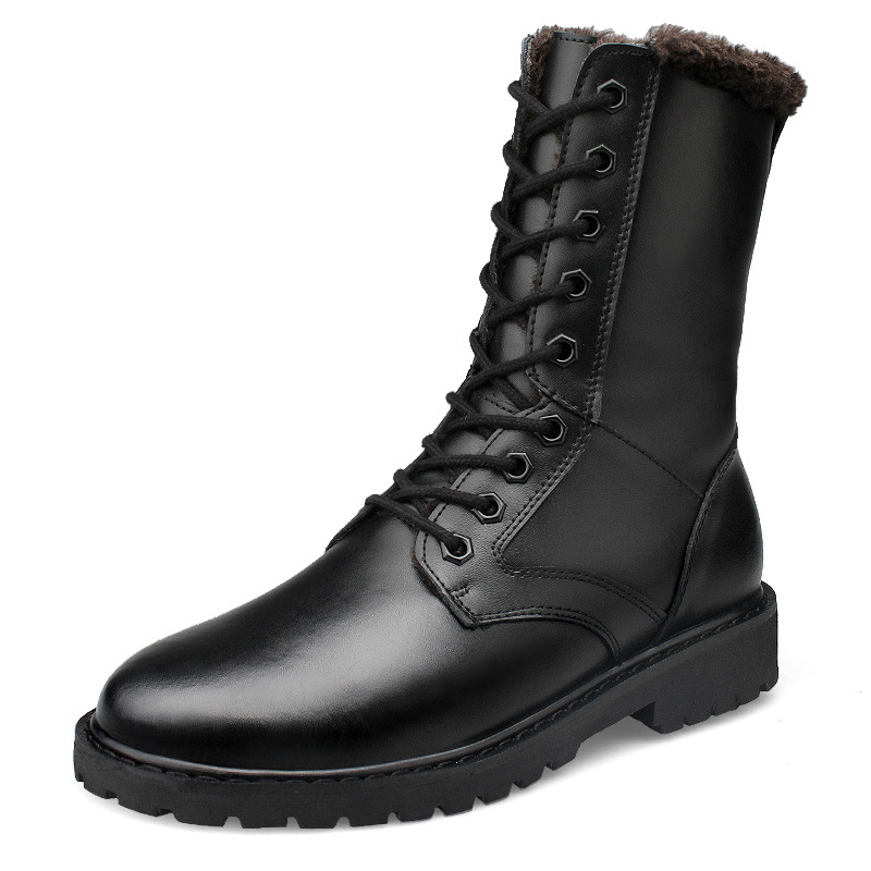 Velet Leather Boot