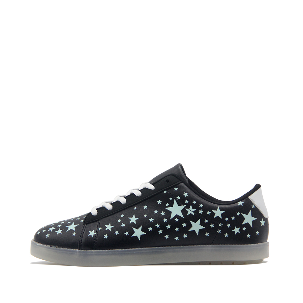 Luminous Fluorescent Sneakers Unisex Flashing Star Shoes